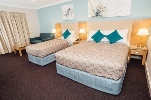 Bathurst accommodation 4.5  star motel